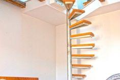 kręcone schody małe
