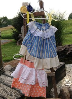 "Use coupon code ""Dress2Impress"" at checkout for additional $10 off  SALE Dress2Impress Bundle Sale Childs by silverboutiquecrafts, $42.00"