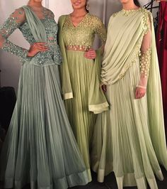 new collection, The Blooming Tales, is perfect to wear at a Summer wedding 🌴🌴 India Fashion, Asian Fashion, Fashion Show, Girl Fashion, Pakistani Outfits, Indian Outfits, Indian Clothes, Desi Clothes, Western Outfits