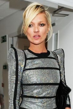 The Eclectic Style of Kate Moss by @Arrojo NYC NYC NYC Cosmetology #katemoss #fashionicon #styleicon