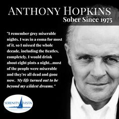 #siranthonyhopkins we just love all of your work, and your ability to entertain…