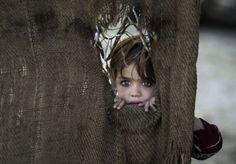 Criança paquistanesa