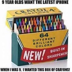 "This box was the best ever!! It had a sharpener and the color ""mac n cheese""  @ticketyfukinboo2"