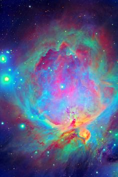 """Orion Nebula"" by Starstuff"
