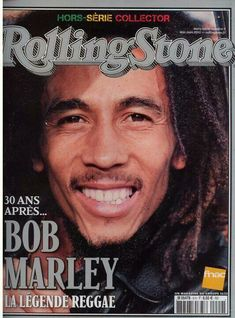 Bob Marley, Rolling Stone cover