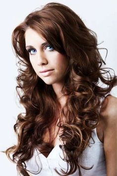 Long Wavy Hairstyles Best Top 50 Beautiful Wavy Long Hairstyles To Inspire You  Pinterest