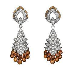 盘点:cartier最让人心醉的18对耳环 耳环 ❤ liked on Polyvore featuring jewelry, earrings, cartier earrings, cartier jewelry and cartier jewellery