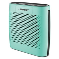 THE SHIT RIGHT HERE!! || Amazon.com: Bose SoundLink Color Bluetooth Speaker (Black): MP3 Players & Accessories