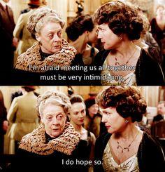 Downton Abbey - Season 2 Violet Dowager Countess