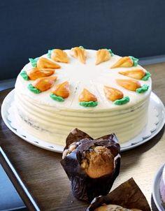 Carrot cake de Rachel's Cakes - ELLE