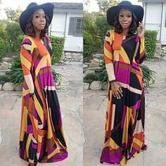Sarah Jakes Roberts style from her instagram page.