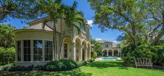 Luxurious,waterfront estate in Seminole Landing home offered at $9.9 million