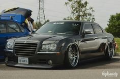 Chrysler 300c VIP MODULAR WHEELS