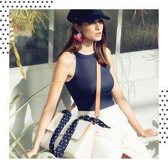 #vilanova #vilanova_accessories #bag #accessories #spring #springbreak #fashion #style #photoshoot #brandaccessories #acessórios #ideias #inspiration #prints #flowers #pink #women #bags #purchase #bolsito #monederos #polkadots