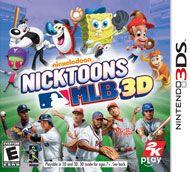 Nicktoons MLB 3D for Nintendo 3DS | GameStop