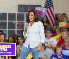 Kamala white shirt. I Got Your Back, Kamala Harris, Vice President, Powerful Women, Presidents, Campaign, Politics, Queen, Usa