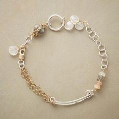 Moonstone Medley Bracelet