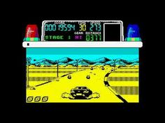 ChaseHQ Childhood Games, Spectrum, Consoles, Arcade, All About Time, Gaming, Retro, Videogames, Kid Games