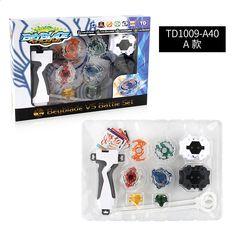 a9779f16e7939a Heißer Stil Tomy Beyblade Burst Starter Spielzeug Für Kinder Arena Launcher  Rotat Metall Fused Gyro Kombination