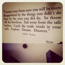 Explore. Dream. Discover!!!