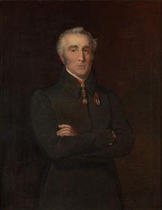 Arthur Wellesley, 1st Duke of Wellington Government Art Collection Art Work Details