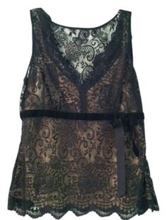 Lace Overlay Tank