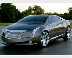 Cadillac Announces Extended-Range EV ELR to be Built at Volt Plant Late 2013