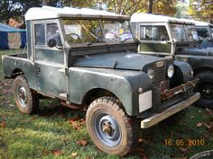 Land Rover 1954 Series I