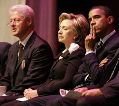 10 striking revelations from Ed Klein's bombshell new book on the Clinton-Obama 'Blood Feud'