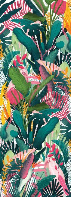 Colorfull Jungle