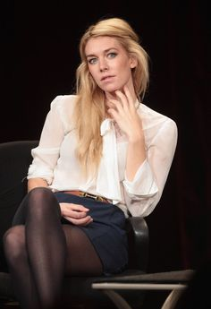 """Vanessa Kirby Photos Photos - Actress Vanessa Kirby speaks onstage during the Masterpiece """"Great Expectations"""" panel during the PBS portion of the 2012 Winter TCA Tour at The Langham Huntington Hotel and Spa on January 5, 2012 in Pasadena, California. - 2012 Winter TCA Tour - Day 2"""