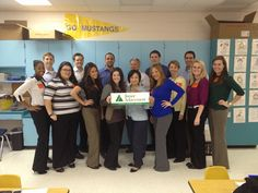 Protiviti's Tampa Office: Junior Achievement Day!  Feb 2013