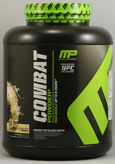Muscle Pharm Combat Powder Hybrid Series Cookies 'N' Creme #setandsave
