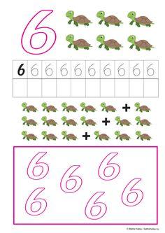 lära sig räkna, räkna, matte, räkna till tio, pyssla och lek, bättre hälsa, pyssel för barn, barnpyssel, matte, matematik, mattepyssel, pyssel, knep och knåp, räkna till 6, sex Cool Kids, Preschool, Education, Fun, Kid Garden, Kindergarten, Onderwijs, Learning, Preschools