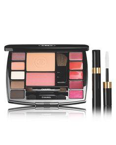 <b>TRAVEL MAKEUP PALETTE - DESTINATION, 1PCE</b> <br>Makeup Essentials with Travel Mascara