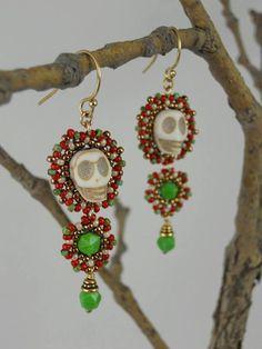 http://www.skincareandbodywork.com little muse designs jewelry  earrings