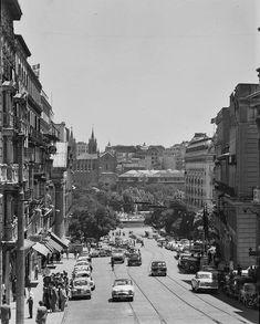 Carrera de San Jerónimo, años 60