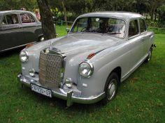1959 Mercedes Benz 219 W105