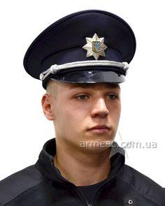 825b029745fc7 Купить фуражку полиция, фуражки полицейского в магазине Армеец