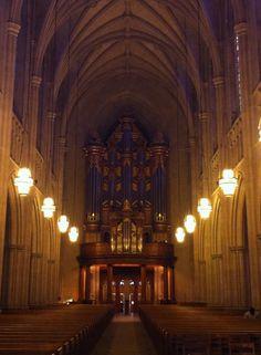 Chapel at Duke University