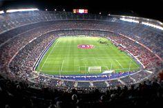 Stadion van Barcelona