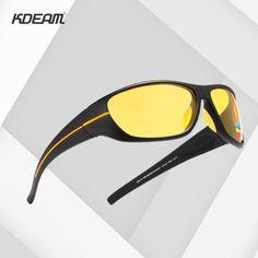 KDEAM Ultra-high Anti-scratch Polarized Sunglasses Men/Women