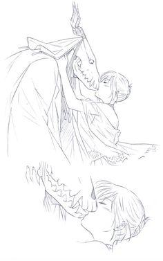 Magus Bride Manga, Kore Yamazaki, Elias Ainsworth, Chise Hatori, Best Romance Anime, Dibujos Tattoo, Manga Poses, Tamako Love Story, The Ancient Magus Bride