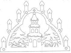 vánoční filigránky - jana babavá - Webové albumy programu Picasa