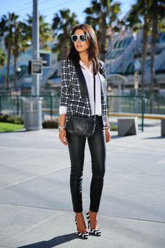 Love the mix and matching of patterns