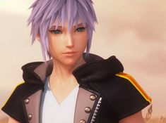 """riku shouldn't be allowed to be this pretty"" Kingdom Hearts Wallpaper, Kingdom Hearts Ii, Resident Evil Remake, Kindom Hearts, Signo Libra, Final Fantasy, Poses, Sora, Disney"