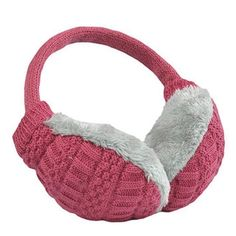 b6015767ae9 Foldable Unisex Fashion Knitted EarMuffs Plus Velvet Winter Warm EarMuff  Women Men Knitted Ear Muffs Adult