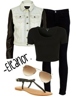 """""""Eleanor Calder Styles"""" by andymallette ❤ liked on Polyvore"""