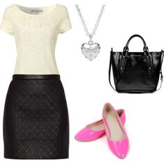 """""""My Work Outfit Today"""" by careharper on Polyvore"""