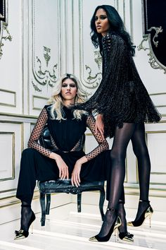 Balmain Pre-Fall 2015 Lookbook